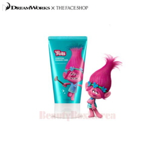 THE FACE SHOP Essential Damage Care Dual Deep Treatment Pack 150ml [Trolls Edition]